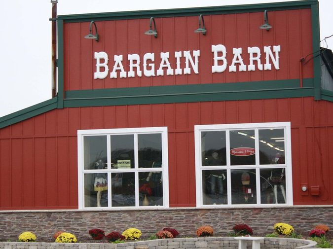 Bargain Barn