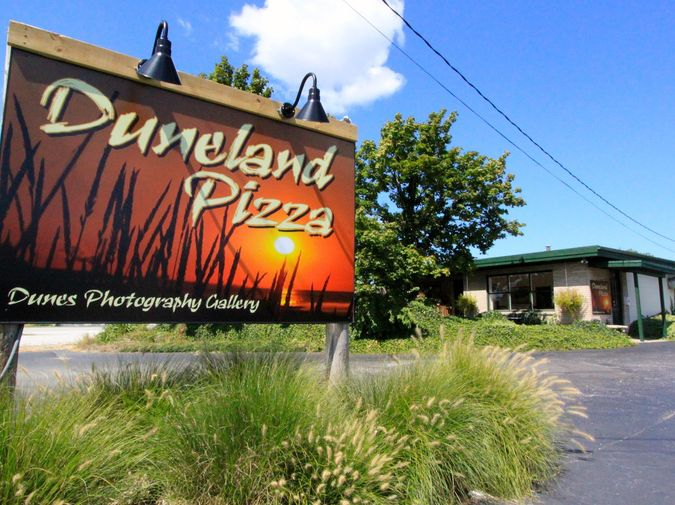 Duneland Pizza and Dunes Photography