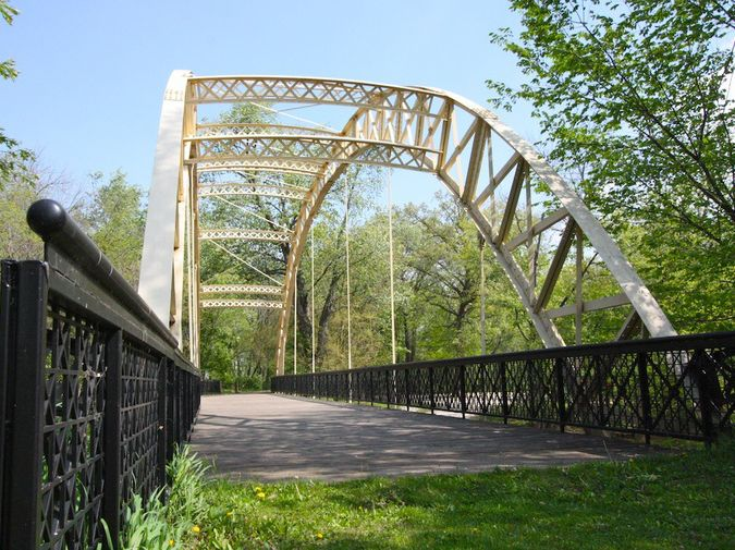 Dunn's Bridge County Park