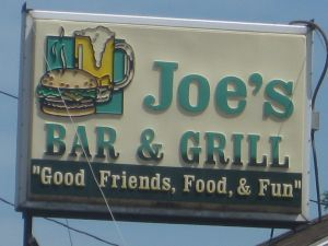 Joe's Bar & Grill