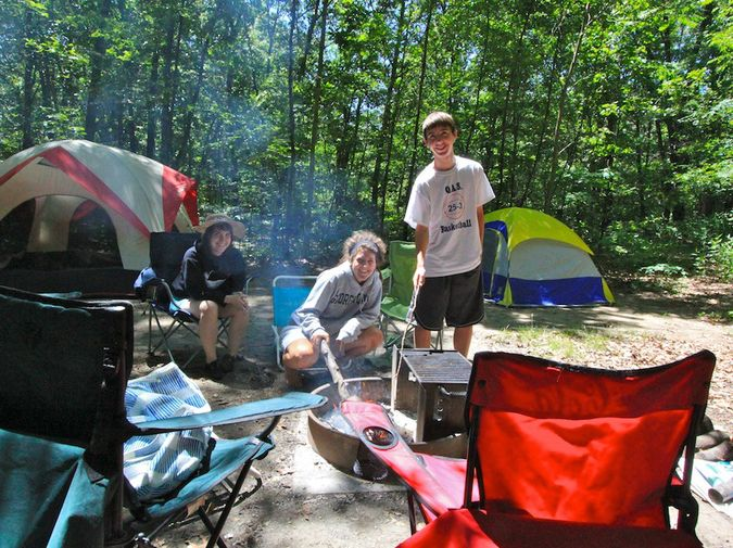 Dunewood Campground
