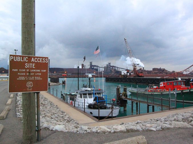 Port of Indiana: Burns Harbor