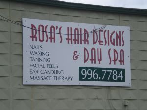 Rosa's Hair Designs