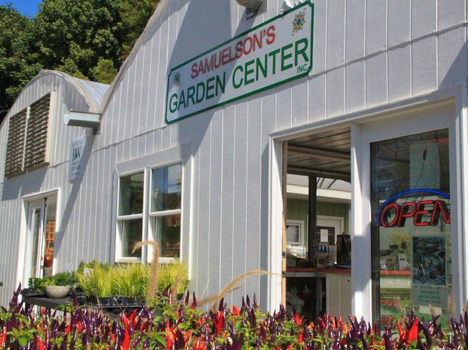 Samuelson's Garden Center